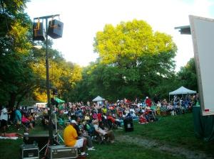 Franklin Park, 7/10/2012